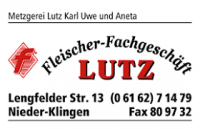 Metzgerei Lutz Karl Uwe und Aneta